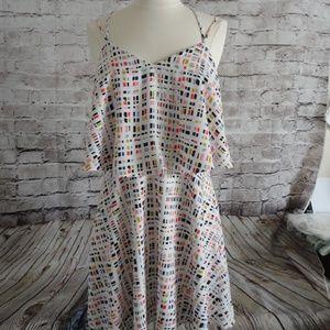 CeCe by CYNTHIA STEFFE Size 8 A-Line Dress
